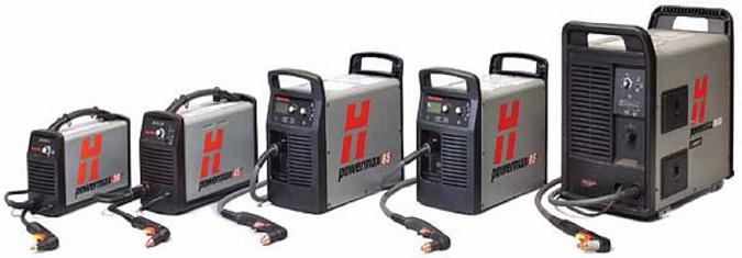 Generatori hypertherm tecnodue trade for Mosa gruppi elettrogeni prezzi