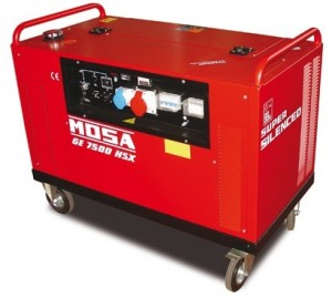 GE 7500 HSX
