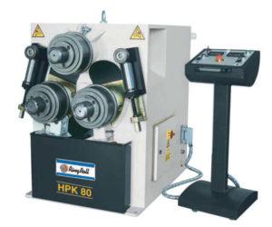 Curvatrici per profilati Ring Roll HPK 80